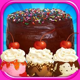 Cake & Ice Cream - Cake & Dessert Maker