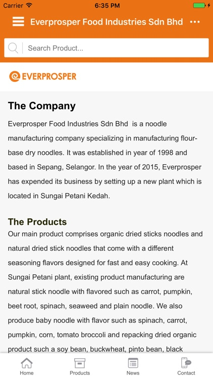 Everprosper Food Industries screenshot-4