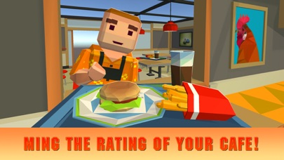 Burger Simulator: Cooking Master 3D screenshot three