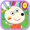 宝宝逛游乐园-小兔黛米游戏