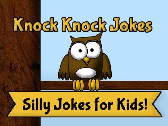 Knock Knock Jokes for Kids: The Best Good Clean Funny Jokes screenshot