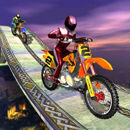 Impossible Bike Tracks Stunts iOS App