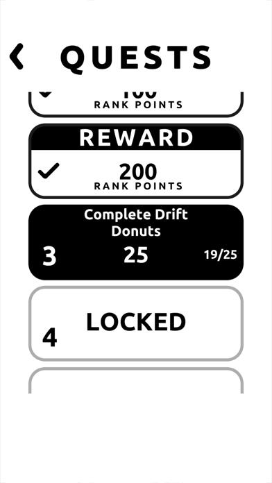 Donuts Drift - Slide Drifting screenshot 5