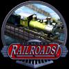 Sid Meier's Railroads! - Feral Interactive Ltd Cover Art