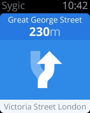Screenshot #11 for Sygic GPS Navigation & Maps