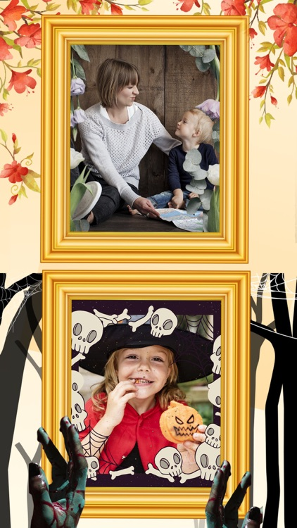 Multi Photo Frames Collection