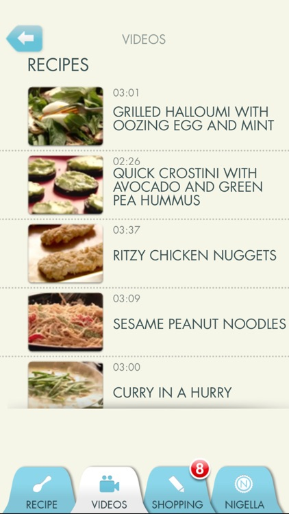 Nigella: The Quick Collection screenshot-3