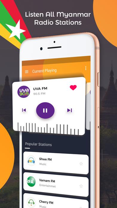 点击获取Myanmar Radio Stations