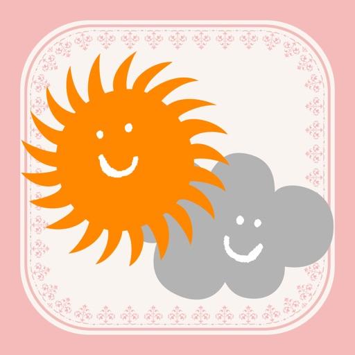 おしゃれ天気 -気温に合う お天気コーデ&よく当たる天気予報