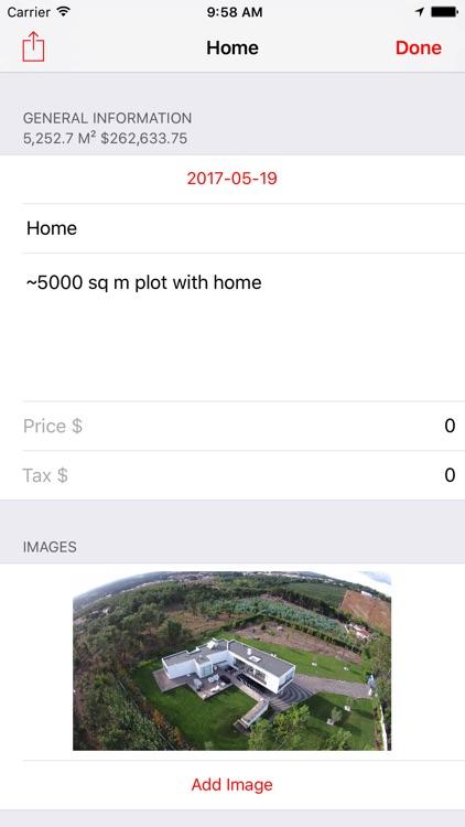 Marea - Map Area Calculator screenshot-3