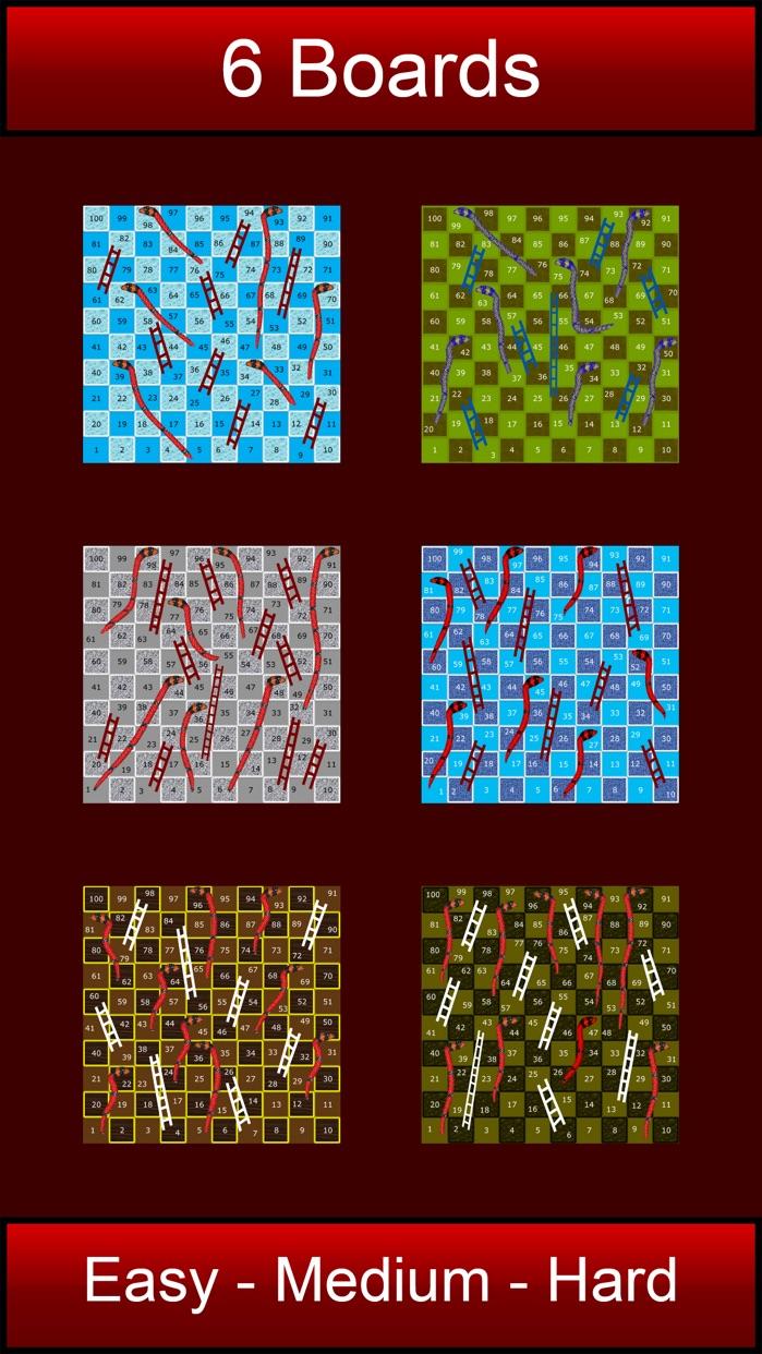 Snakes & Ladders Online Prime Screenshot