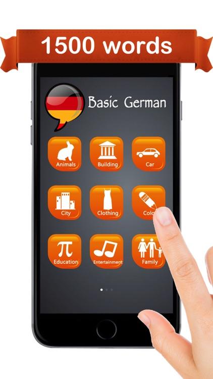 Learn German  iLang™ screenshot-4