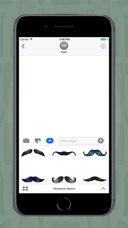 Movember Moustache Season screenshot-4