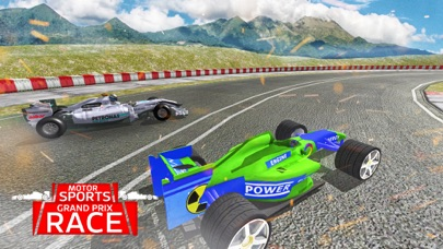 Motorsports Grand Prix Race screenshot one