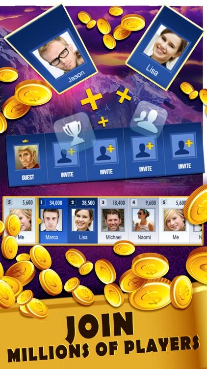 Buffalo Jackpot Casino Slots screenshot-4