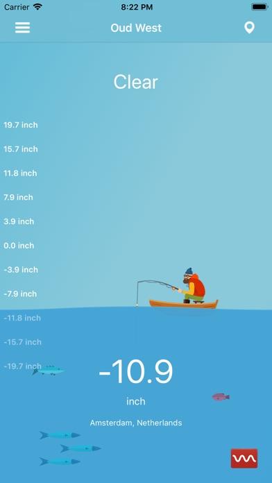 Tides for Fishermen screenshot 2