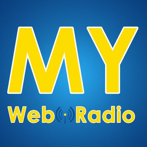 MyWebRadio app logo