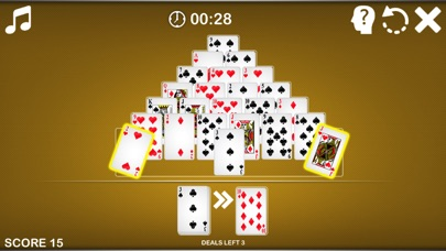 Pyramid Solitaire ® screenshot 4