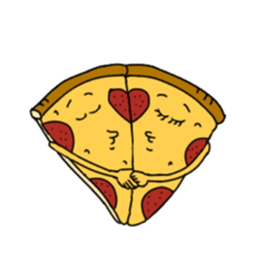 Pizzamoji - Life of Pizza Sticker