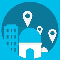 Bucharest Tourist Map