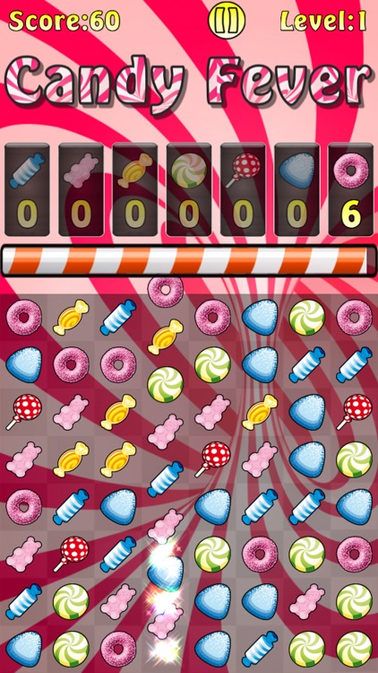 Candy Fever screenshot-0
