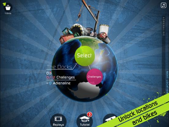 Touchgrind BMX Screenshots