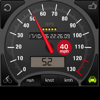 Speedmeter kmh Speed Indicator
