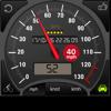 Tachometer kmh Kilometerzähler