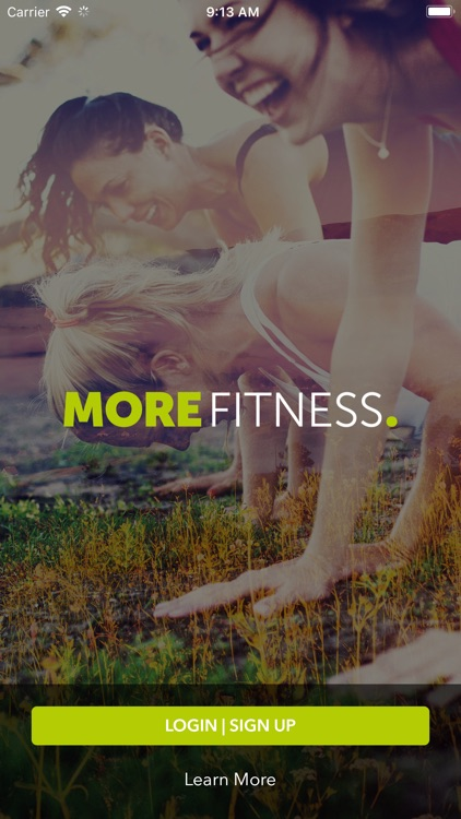 More Fitness