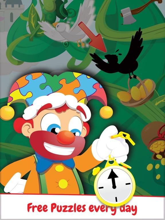 Puzzingo Toddler Kids Puzzles-ipad-4