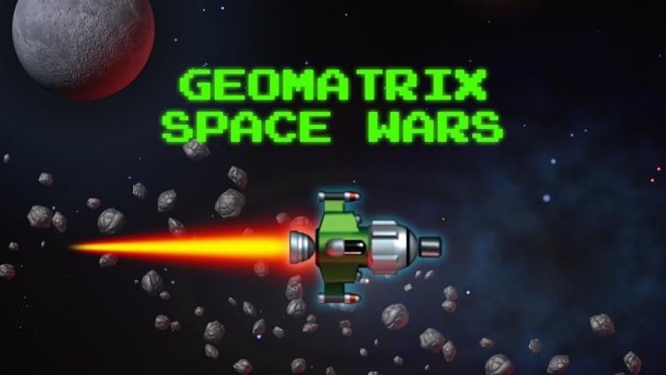 Geomatrix Space Wars