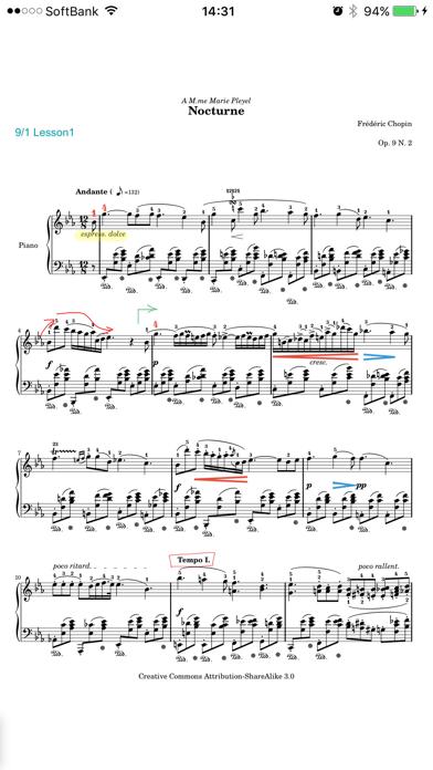 Piascore – スマートデジタル楽譜リーダー ScreenShot0