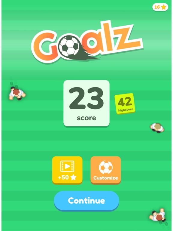 Goalz . screenshot 9