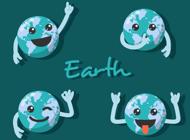 Earth Emojis