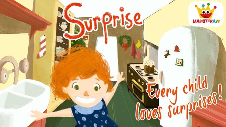 Surprise Christmas: Baby Games screenshot-0
