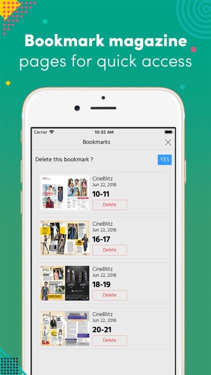 CineBlitz screenshot-3
