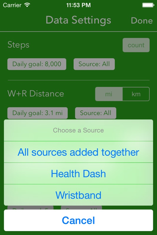 Your Fitness And Health Dashboard Designed Based On Apple App Aka HealthKit IPhone IOS