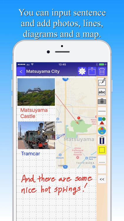 Pocket Note - a new notebook screenshot-0