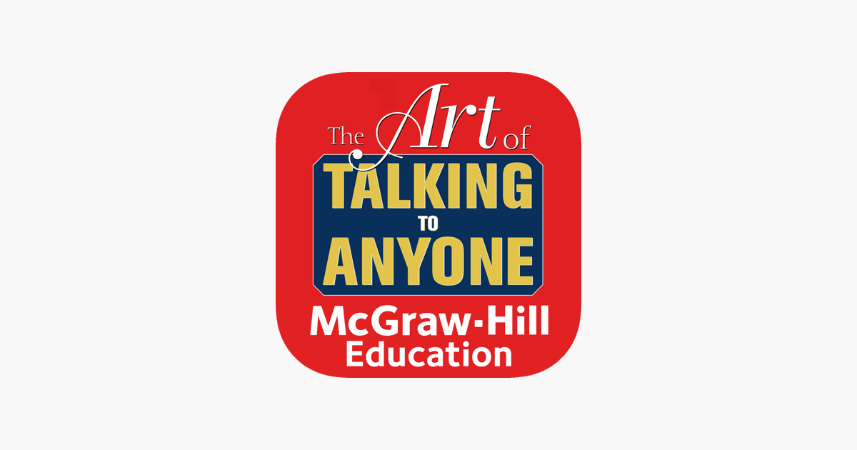 The Art of Talking to Anyone on the App Store