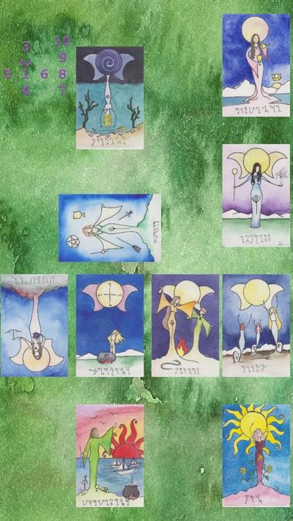 Witches Arcana II Tarot