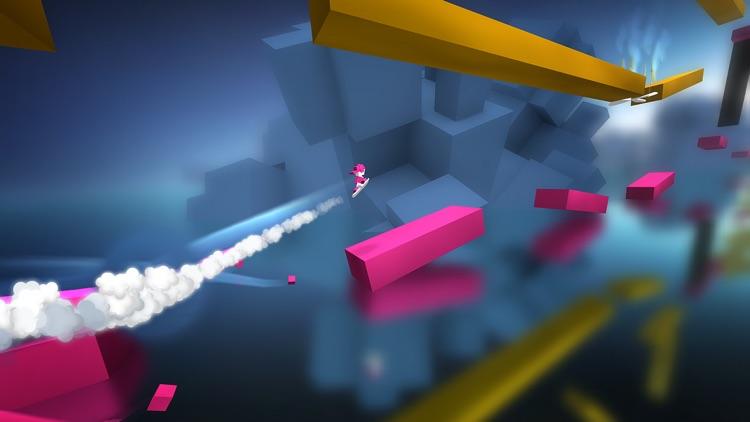 Chameleon Run screenshot-3