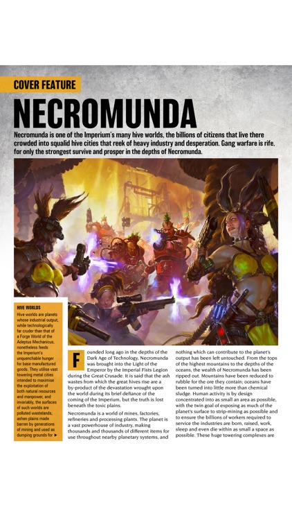 White Dwarf Magazine screenshot-3