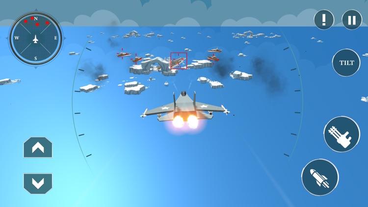 War Planes Craft Ships Attack screenshot-3