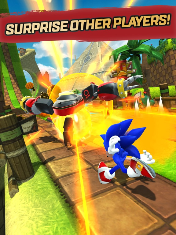 Sonic Forces - Racing Battle screenshot 9