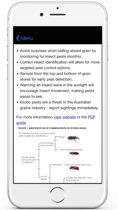 GRDC storedgrain screenshot four