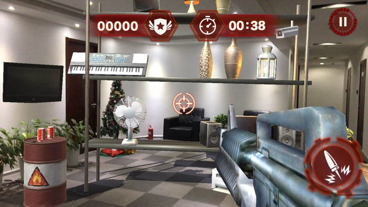 Smash It! AR - Stress Relief screenshot-3