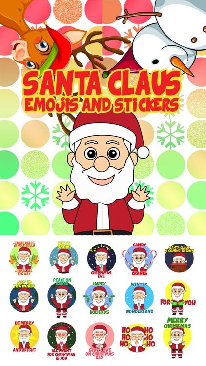 ChristmasMOJI Holiday Stickers