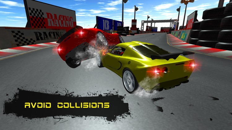 Off-Road Traffic Car Tour Race screenshot-3