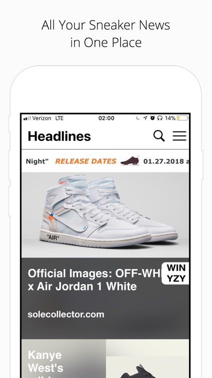 Sneaker Riot - Release Dates screenshot-0