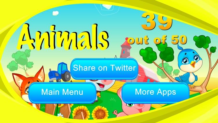 Funny Animals Quiz Trivia screenshot-4